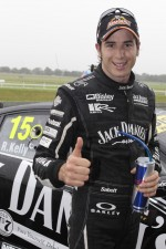 Pole winner Rick Kelly