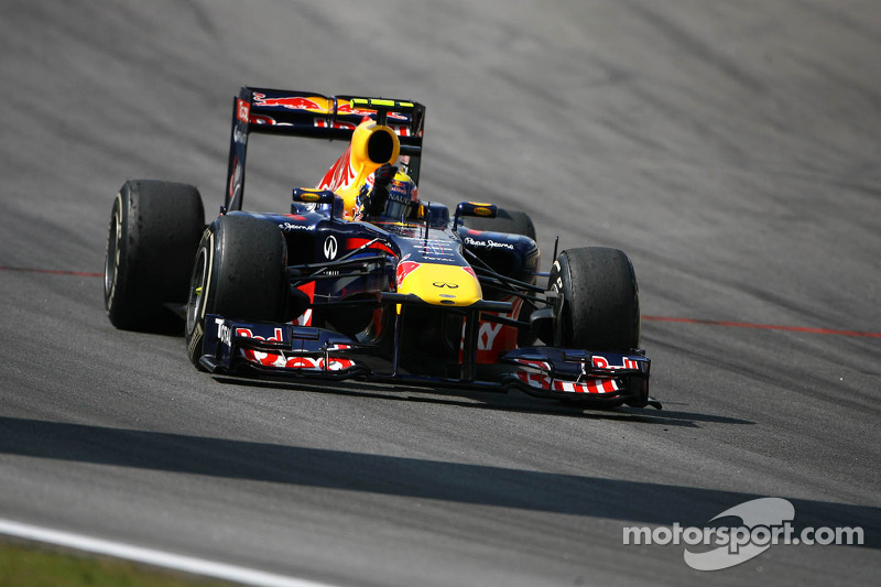 2011: Mark Webber (Red Bull-Renault RB7)