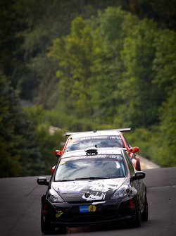 #177 Jet Black Racing Renault Clio Cup III: Anders Majgaard, Niels Borum, Dan Träger, Johnny O'Connell