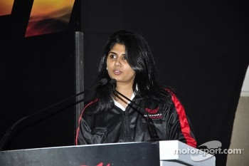 Anjana Reddy, Director, Machdar Motorsports