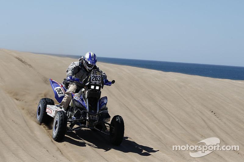 #263 Yamaha: Sergio La Fuente