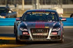 #41 APR Motorsport Audi S4: Ian Baas, Nelson Canache