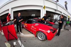 #62 Risi Competizione Ferrari 458