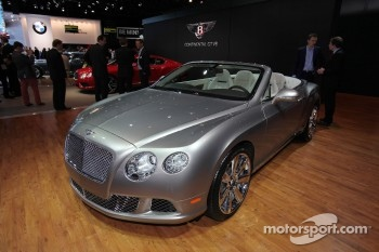 Bentley Continental V8 Convertible