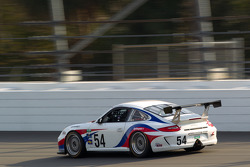 #54 Orbit / GMG Porsche GT3 Cup: Lance Willsey, Nicolas Armindo, James Sofronas, Bret Curtis