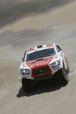 #317 Mitsubishi: Erik Wevers, Fabian Lurquin