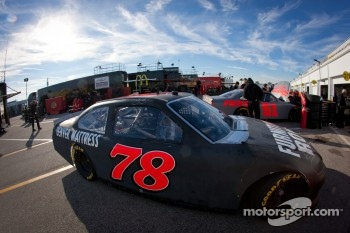 Regan Smith, Furniture Row Racing Chevrolet