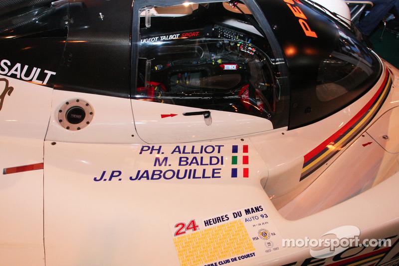 1993 Peugeot 905