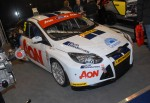 Tom Chilton 2011 Team Aon Ford Focus BTCC Car