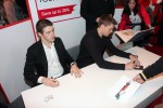Paul Di Resta and Jake Humphrey