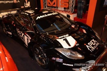 McLaren MP4-12C GT3 - British Gt Championship 2012
