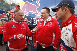Yves Matton and Sébastien Loeb