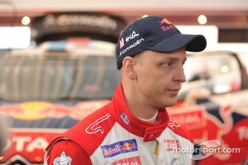 Mikko Hirvonen, Citron Total World Rally Team