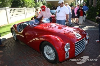 Ferrari 125S, the first Ferrari