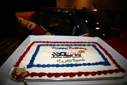 Birthday cake for Scott Speed