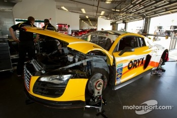 Oryx Racing Audi R8 Grand-Am