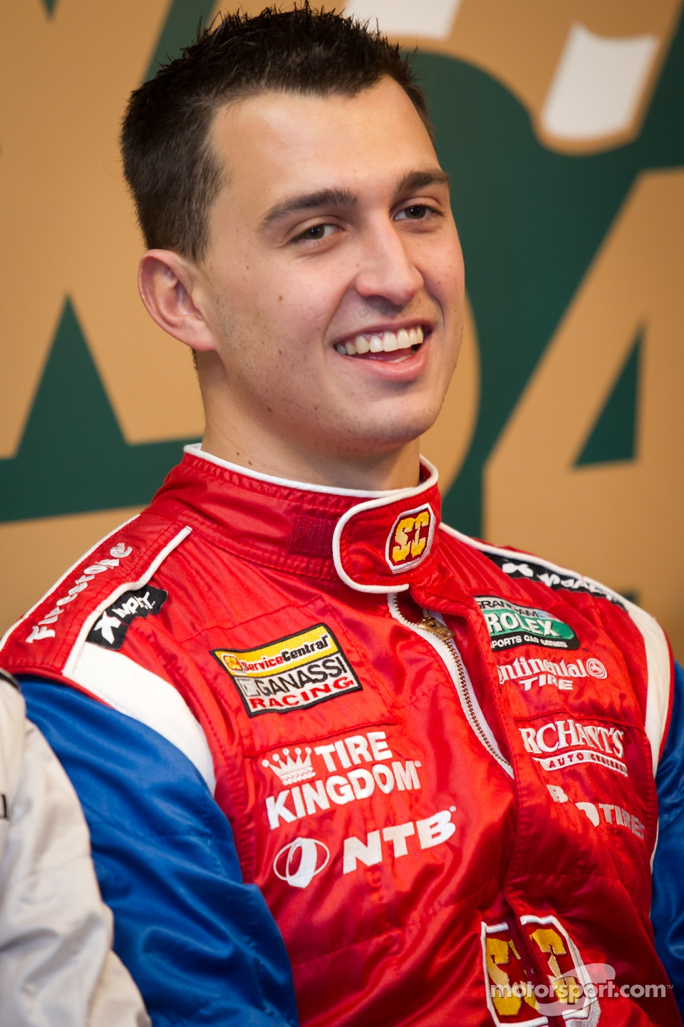 Chip Ganassi Racing press conference: Graham Rahal