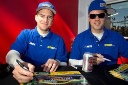 Dirk Werner and Dirk Muller