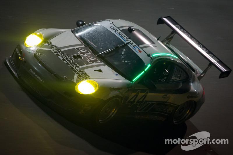 #44 Magnus Racing Porsche GT3: Andy Lally, Richard Lietz, John Potter, Rene Rast