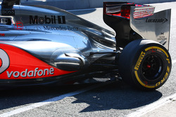 McLaren Rear end and wing