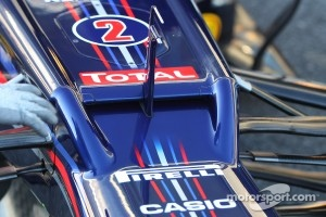The Red Bull air inlet is for 'cooling'