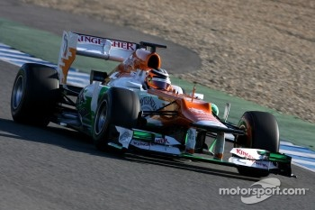 Nico Hulkenberg, Sahara Force India Formula One Team