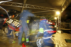 Henning Solberg and Ilka Minor, Ford Fiesta RS WRC