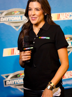 Ex-Miss Sprint Cup Monica Palumbo