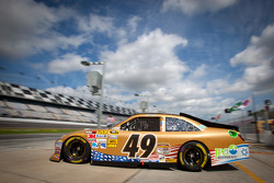 J.J. Yeley, Robinson-Blakeney Racing Toyota
