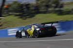 #1 Team Phoenix Racing Audi R8 LMS: Christopher Mies, Darryl O'Young, Christer Jns