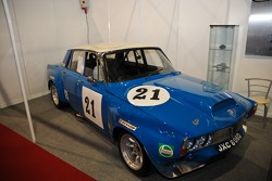 Rover P6 - as raced in Nurburgring 84hr race - not 24hr!