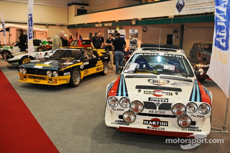 Lancia Delta S4 replica and 037