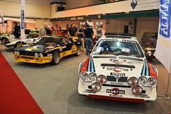 Lancia Delta S4 replica and 037
