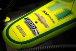 Car detail for Tony Kanaan, KV Racing Technology Chevrolet