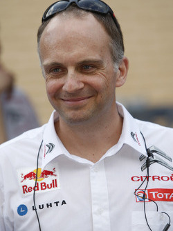 Xavier Mestelan-Pinon, Citroën Technical Director