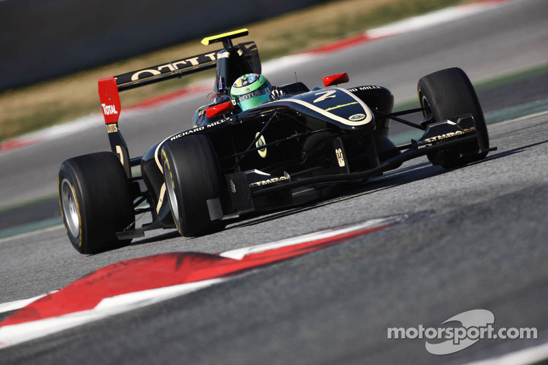 Conor Daly, Lotus GP