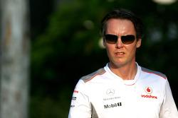 Sam Michael, McLaren Mercedes Mercedes