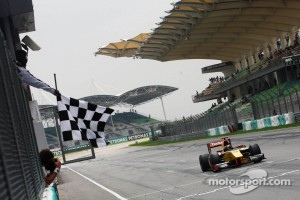 GP2 first race of 2013 season will be in Malaysia