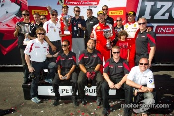 Ferrari of Ft Lauderdale team celebration