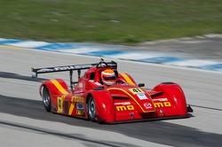 #41 Ansa Motorsports Cooper Prototype Lite: Alain Nadal