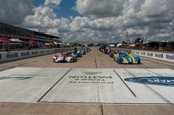 Race #1 Grid