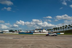 #54 Landry Racing Porsche GT3 Cup: Mitch Landry