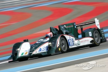 #18 Murphy Prototypes Oreca 03 - Nissan: Jody Firth, Warren Hughes, Luca Moro