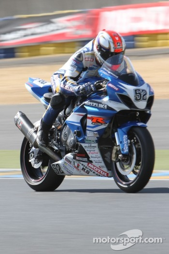 52-Vincent Philippe-Suzuki GSX R1000-Junior Team L.M.S. Suzuki