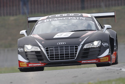 #32 Belgian Audi Club Team WRT Audi R8 LMS: Stéphane Ortelli, Laurens Vanthoor