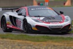 #1 Hexis Racing McLaren GT MP4-12C GT3: Frdric Makowiecki, Stef Dusseldorp