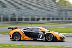 #5 Boutsen Ginion Racing McLaren MP4-12C GT3: Eduouard Mondron, Jack Clarke, Nico Verdonck