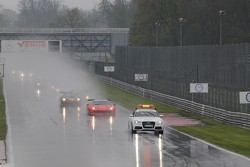 One of 11 Safety Car laps.....
