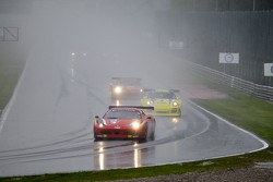 #50 AF Corse Ferrari 458 Italia: Jack Gerber, Marco Cioci