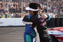 Justin Pawlak and Daijiro Yoshihara